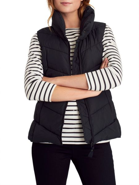 Joules Padded collar gilet