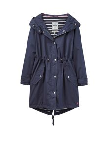 Joules Waterproof parka jacket