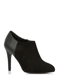 Tullia Patched Shoe Boot