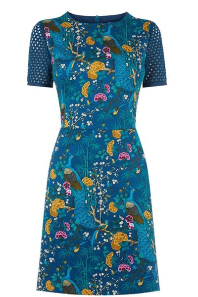 Oasis V&A Shift Dress