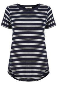 Oasis Double Stripe Perfect Tee