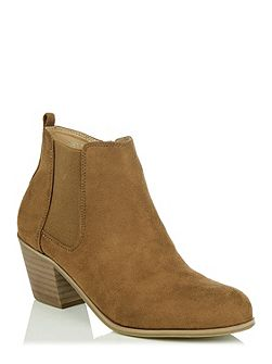 Carrie Chelsea Boot