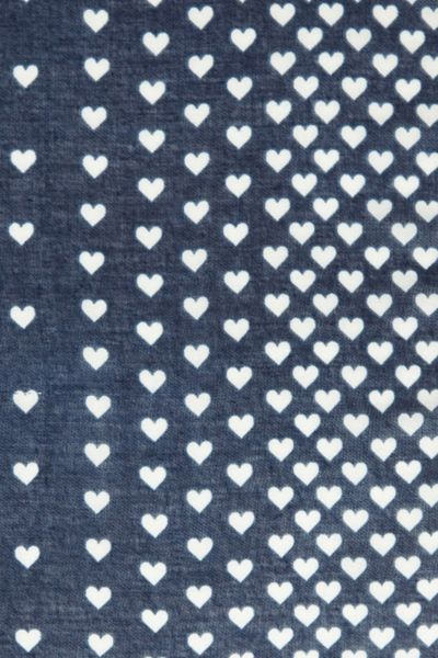 Oasis Margo Heart Scarf