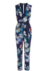 Oasis Photographic Jumpsuit