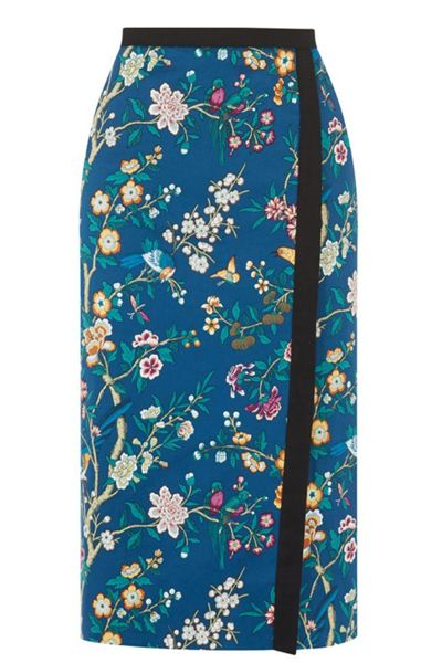 Oasis V&A Pencil Skirt