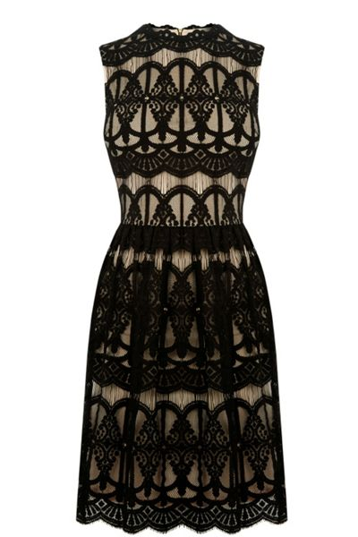 Oasis Deco Lace Dress