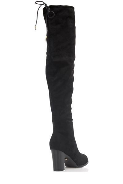 Oasis Bonnie High Over The Knee Boot