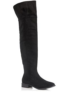Brooke Long Flat Boot