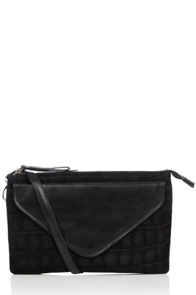 Oasis Fifi Leather Cross-Body Bag