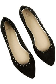 Oasis Kate Scalloped Flat Point