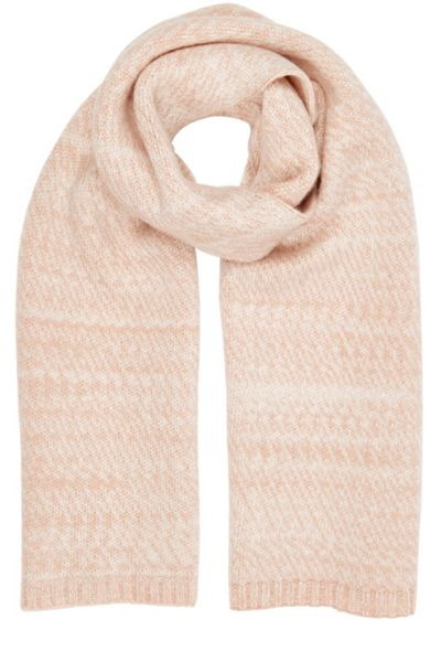 Oasis Brushed Knitted Scarf