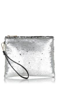 Oasis Sequin Clutch