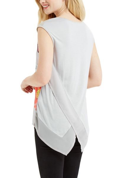 Oasis Wrap Back Top