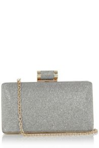 Oasis Holly Box Clutch