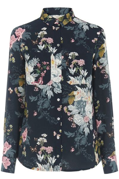 Oasis Botanical Bouquet Shirt