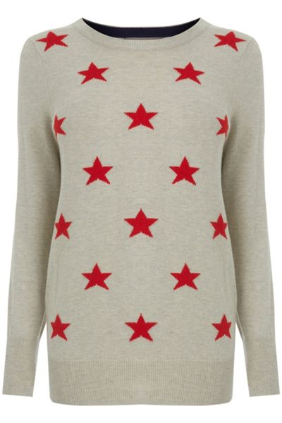 Oasis Star Sweater