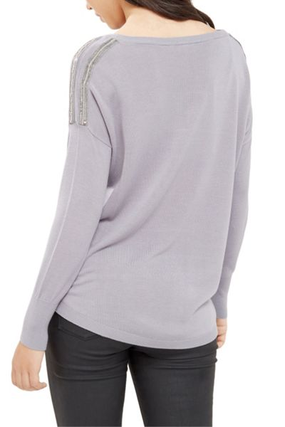 Oasis Alice Knitted Top