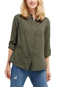 Oasis Soft Cotton Shirt