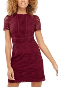 Oasis Amy Lace Dress