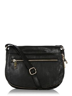 Leather Anais Satchel