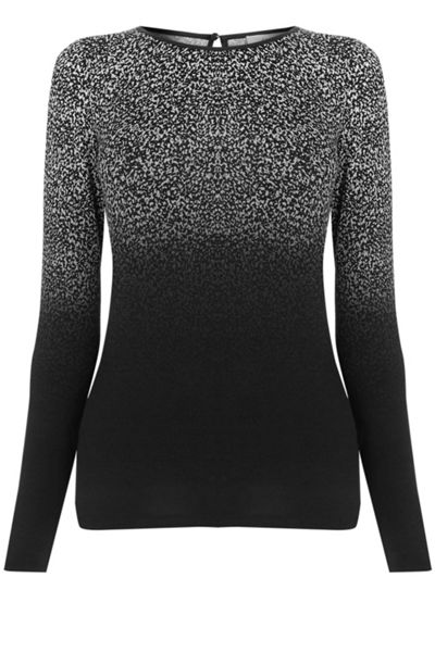 Oasis Mono Ombre Boatneck