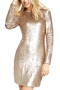 Oasis Sequin Tube Dress