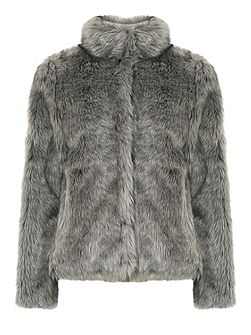 Tilly Boxy Fur Coat