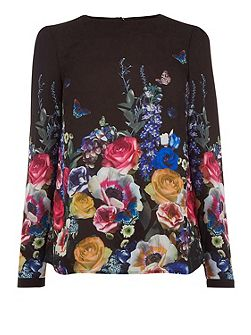 Flora And Fauna L/S Top