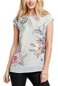 Oasis Enchanted Forest Placement Tee