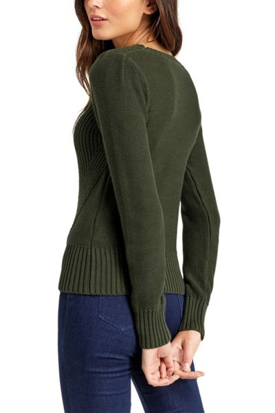 Oasis The Laura Cable Knit