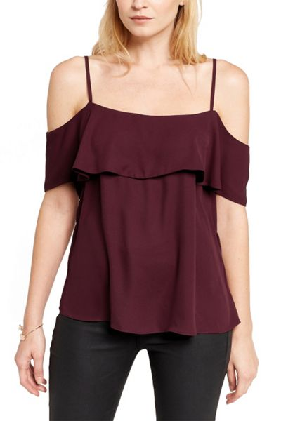 Oasis Stappy Bardot Top