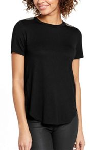 Oasis Embellished Perfect Tee