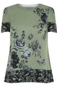 Oasis Chintz Patched Tee
