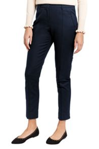Oasis Compact Cotton Trouser