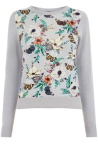 Oasis Enchanted Print Jumper