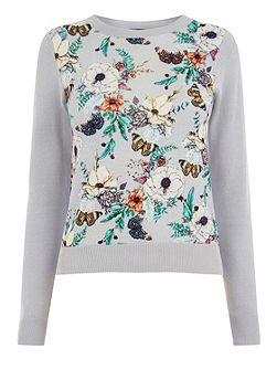 Enchanted Print Jumper