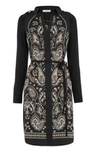 Oasis Ornate Paisley Dress