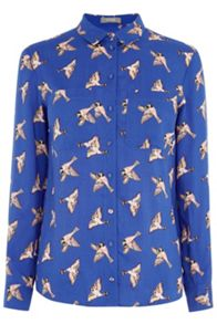 Oasis Country Bird Shirt