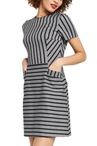 Oasis Cutabout Stripe Shift