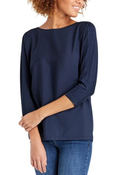 Oasis Warmwear Drop Sleeve Sweat