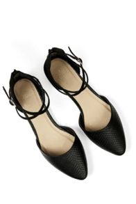 Oasis Phoebe Flat Shoes