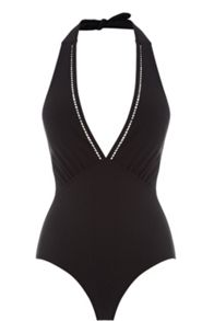 Oasis Plunge Swimsuit