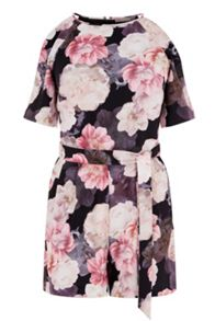 Oasis Spring Bloom Playsuit