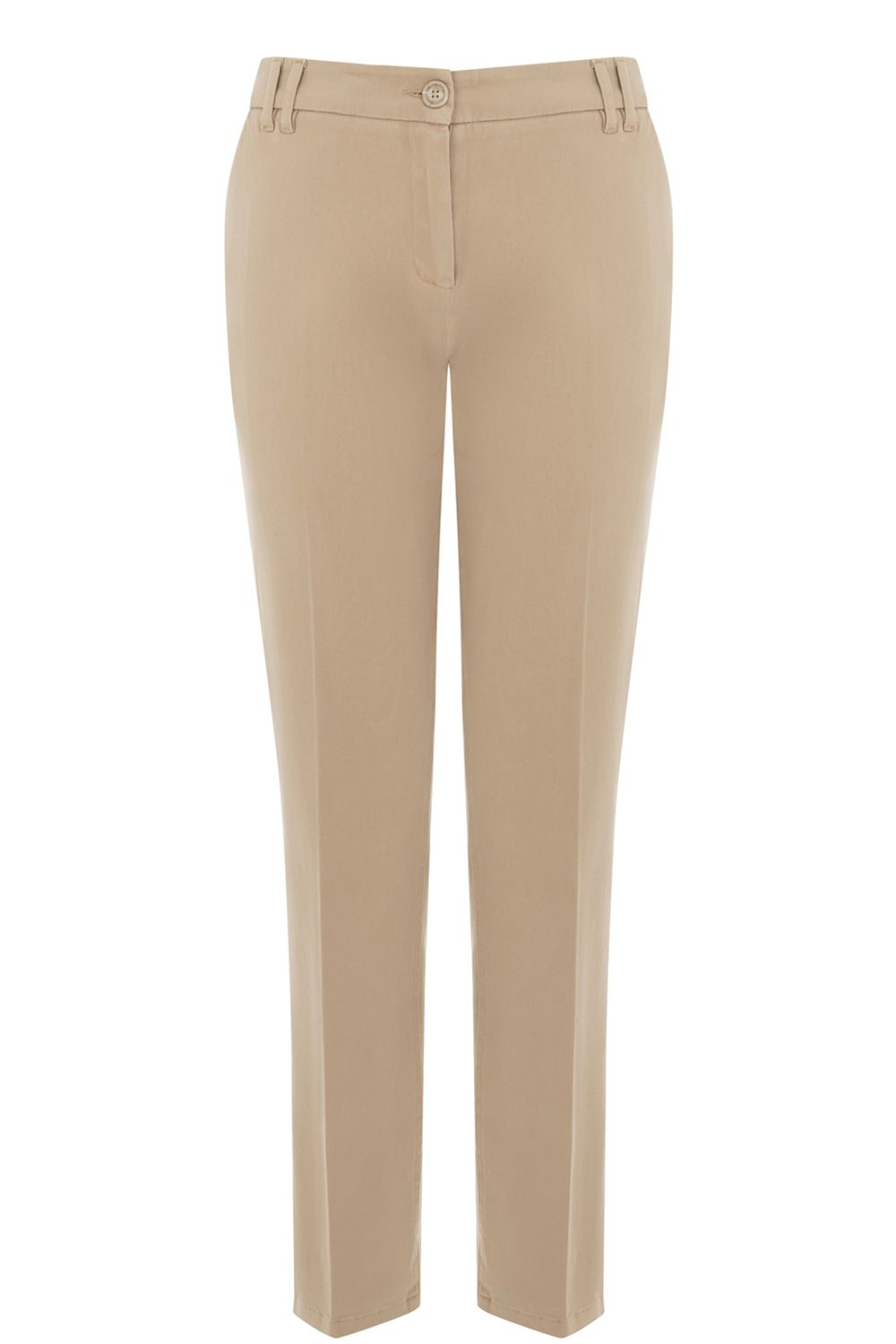 Oasis Emmy Chino Trouser, Neutral