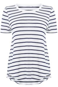 Oasis Stripe Perfect Tee