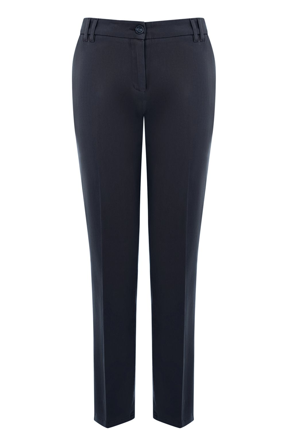 Oasis Emmy Chino Trouser, Blue