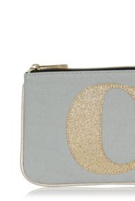 Oasis Letter C Pouch