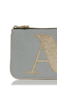 Oasis Letter A Pouch
