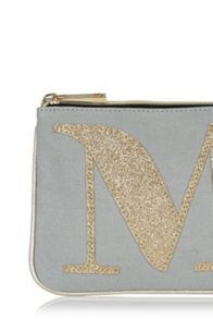 Oasis Letter M Pouch