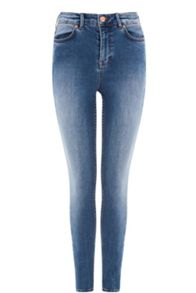 Oasis Pale Wash Lily Jeans